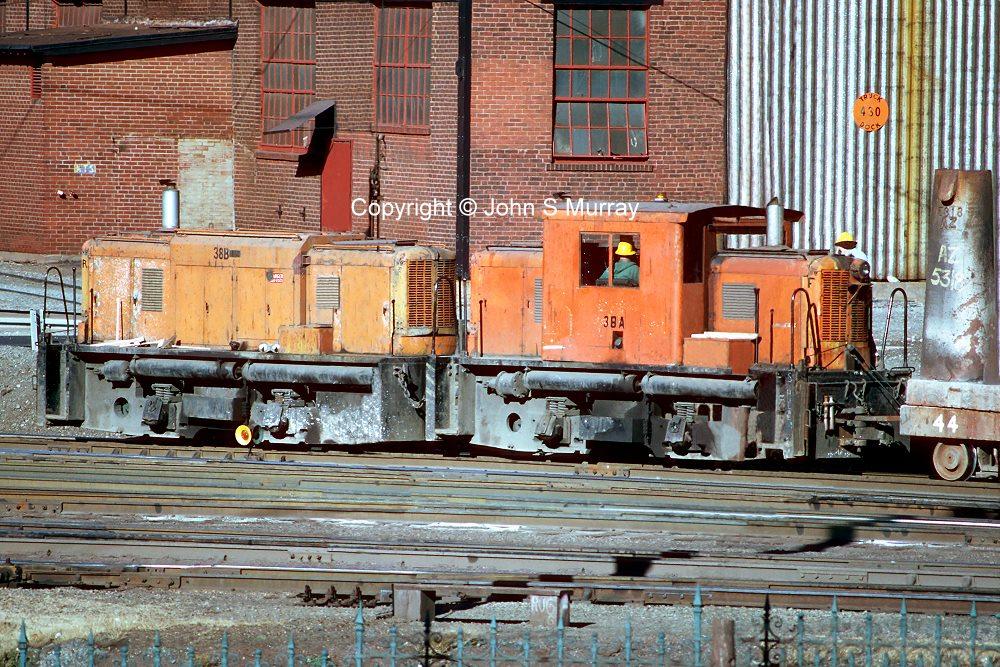 Bethlehem Steel Narrow Guage Bethlehem Pa Photo 100727